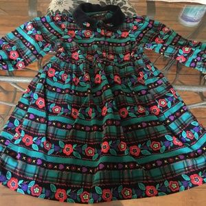 Vintage Gymboree dress size small (2-3)